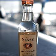 Tito's Vodka (200 mL)