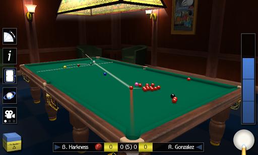 Pro Snooker 2020 fond d'écran 1