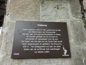 Photo: Uitstap doorheen Zeeuws-Vlaanderen met het Vlaams Santiagogenootschap