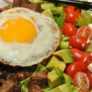 Shaking Beef Cobb Salad.