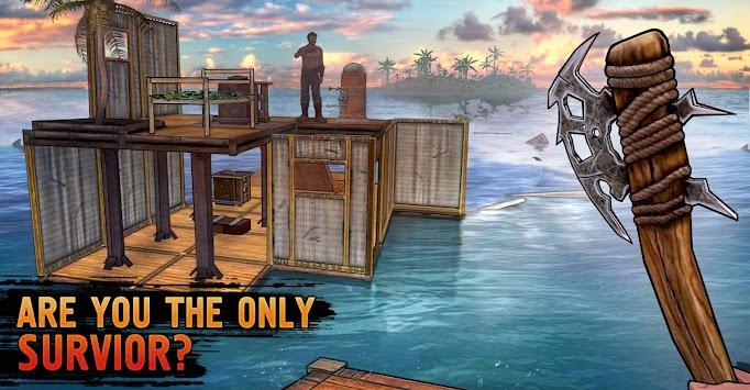 The Last Maverick: Survival Raft Adventure
