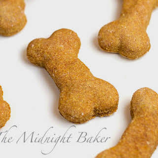 Diane's 2-Ingredient Dog Biscuits.