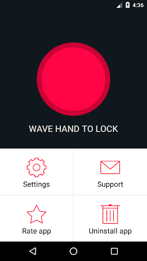 Wave to Unlock and Lock v1.8.9.4 [Premium]