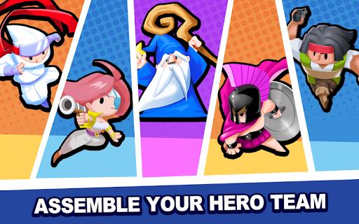 Tiny Heroes - Magic Clash screenshots 8