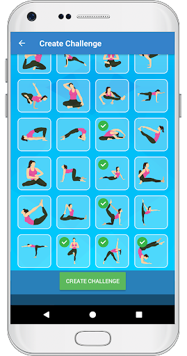 Yoga Challenge App 149.0 screenshots 5