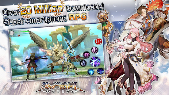 Game AVABEL ONLINE [Action MMORPG] APK for Windows Phone