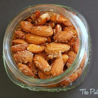 Maple Cinnamon Toasted Almonds