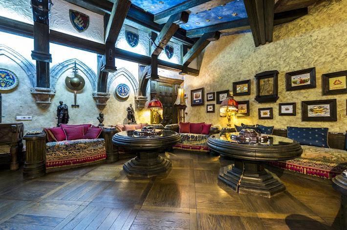 Фото №8 зала Зал  «Рыцарский»