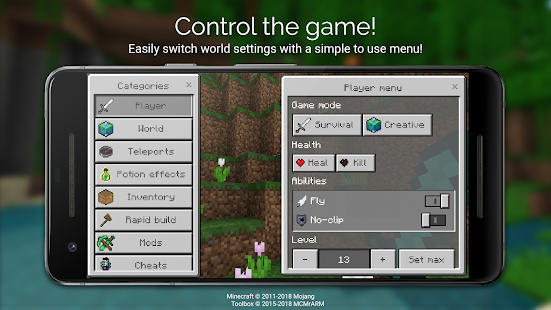 Toolbox For Minecraft PE Apps Bei Google Play - Minecraft haus bauen cheat
