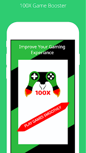 100X Game Booster Pro (Cracked) 3
