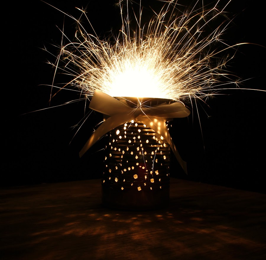 Sparkle!  by Emily Schmidt - Artistic Objects Other Objects ( pwccans,  )