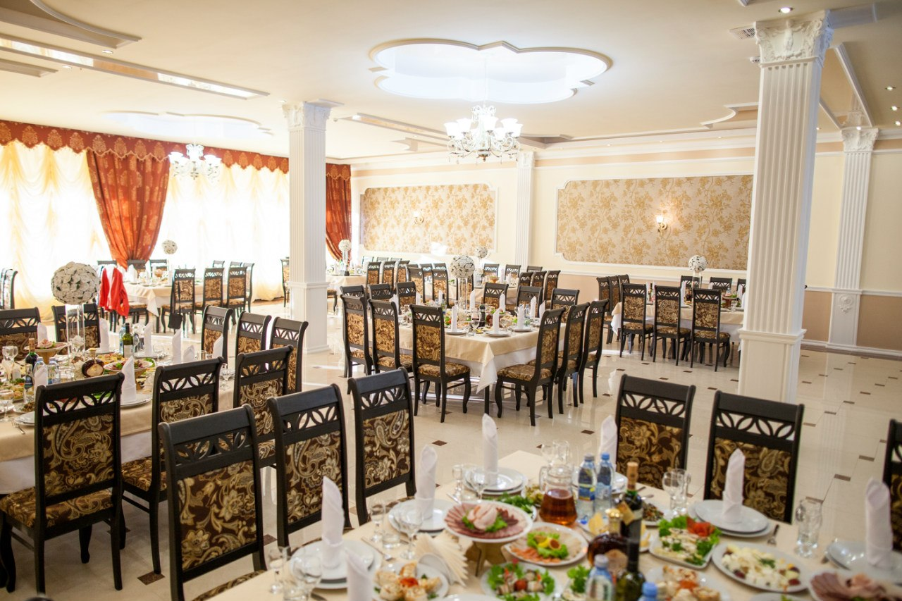 Банкет-Холл «Разгуляй» в Самаре
