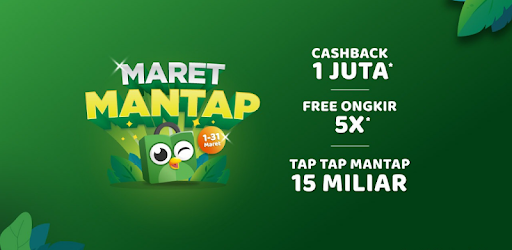 Tokopedia - Maret Mantap - Apps on Google Play 9f632f9fe5