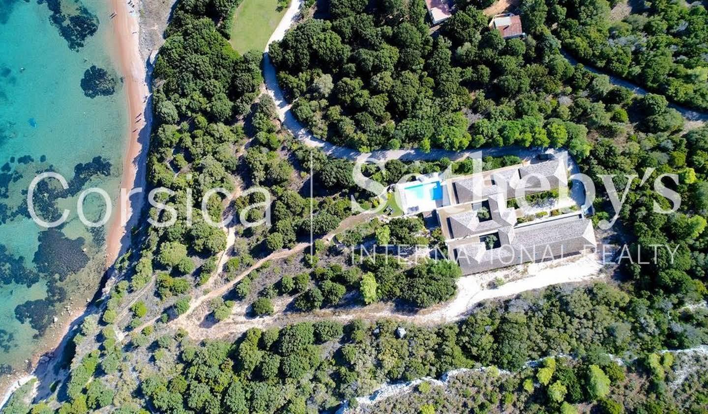 Villa avec piscine Bonifacio