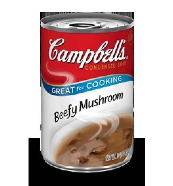 Beefy Mushroom Rice image