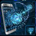 3D Next Technical 2 Theme icon