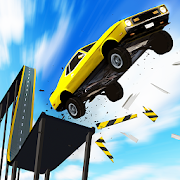 App Icon for Ramp Car Jumping App in Spain Google Play Store