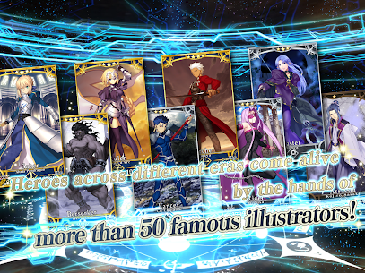 Fate/Grand Order MOD APK [Instant Win/Damage] 10