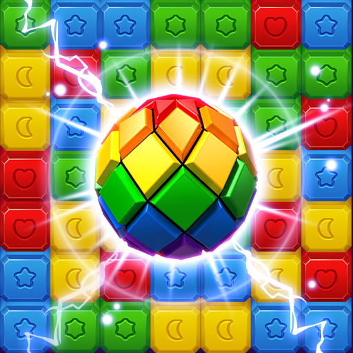 Magic Blast - Cube Puzzle Game Icon