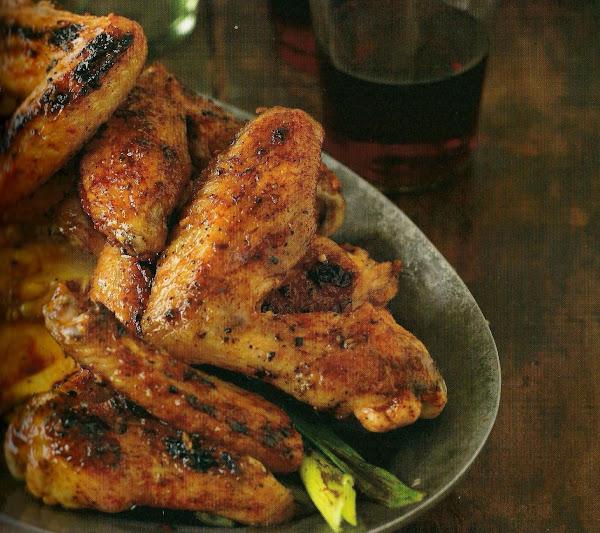 Sesame Teriyaki Chicken Wings Recipe