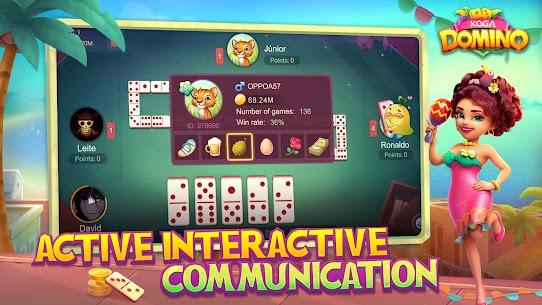 KOGA Domino – Classic Free Dominoes Game 3