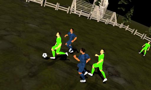 Field Street Soccer Games