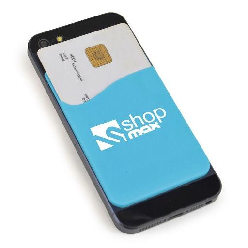 Silicone Adhesive Phone Pocket