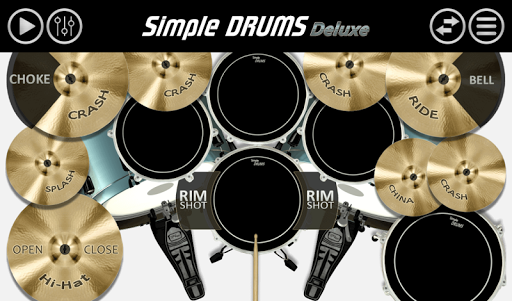 Simple Drums - Deluxe 1.4.4 screenshots 3