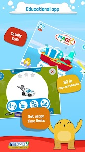 Magic Kinder Official App – Free Family Games 1