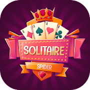 Game Spider Solitaire - A Classic Casino Card Game APK for Windows Phone