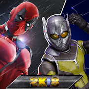Superhero Wrestling:Wrestlemania Revolution Games