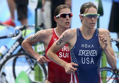 Belgische vrouwen kunnen verrassing Van Riel niet doortrekken in triatlon