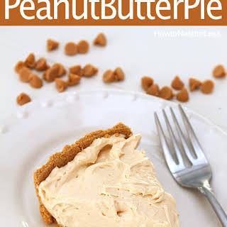 5 Minute Peanut Butter Pie.