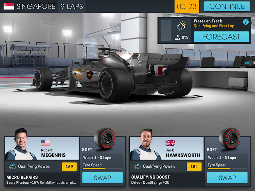 Motorsport Manager Online 2020.3.0 screenshots 8