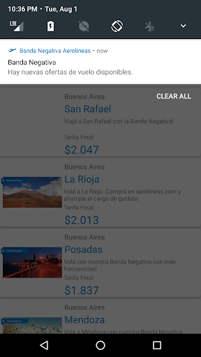 Banda Negativa app (apk) free download for Android/PC/Windows screenshot