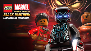 Lego Marvel Super Heroes Black Panther: Trouble in Wakanda thumbnail