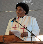 Purity Malinga  of the Methodist Church will soon be taking over a daunting task of leading the  patriarchal church. The writer  encourages  women in the church to throw their weight behind her.
