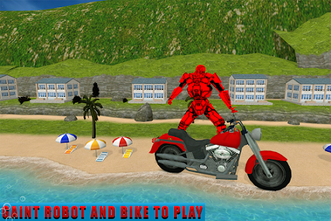 Moto Robot: Rozzlobený žralok - náhled