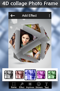 4D Collage Photo Frame - náhled