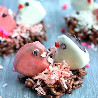 Valentine's Love Birds