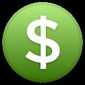 Cambio de moneda icon