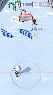Happy Hockey MOD (Unlimited Gold Coins/ Unlock Skins) 5