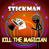 Stickmen mentalist. Kill the magician