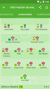 SofaScore: Resultados de Fútbol y Deportes en Vivo 4