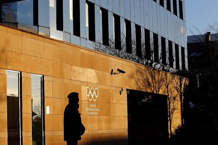 The International Olympic Committee (IOC) headquarters is pictured on the day of an Executive Board meeting on sanctions for Russian athletes in Lausanne, Switzerland on December 5, 2017. Picture: REUTERS/DENIS BALIBOUSE