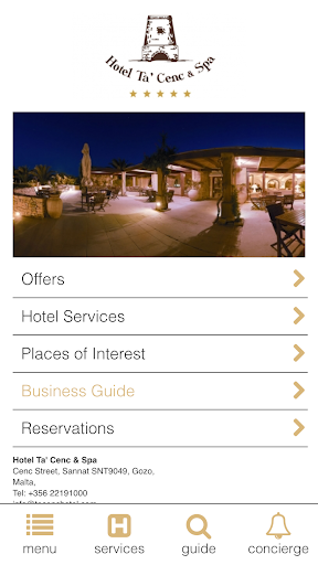 Hotel Ta' Cenc Spa