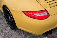 Porsche 997 GTS - Speed Yellow