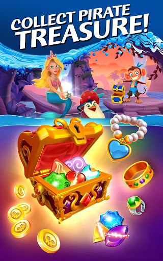 Pirate Puzzle Blast - Match 3 Adventure apkdebit screenshots 8