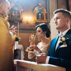 Wedding photographer Monika Klich (bialekadry). Photo of 14.02.2019