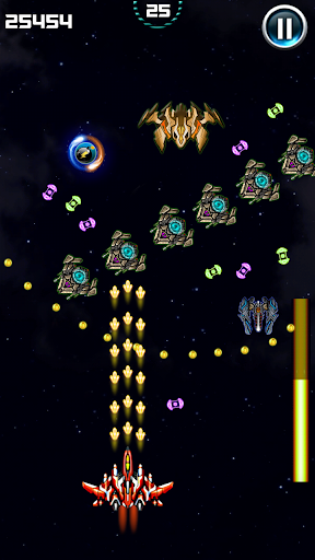 Galaxy Shooter - rad space shooter  screenshots 2